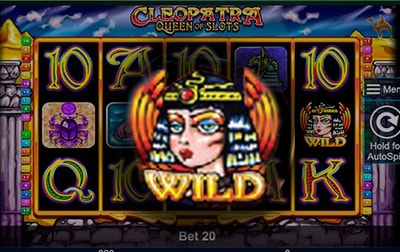 Cleopatra Queen Of Slots_16